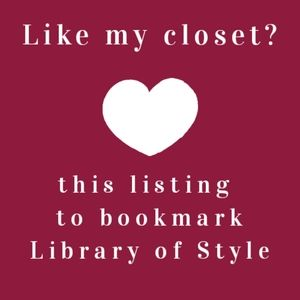 Tops - ❤ this listing to bookmark Library of Style